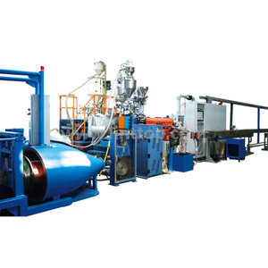 High Speed Insulation Extrusion Line